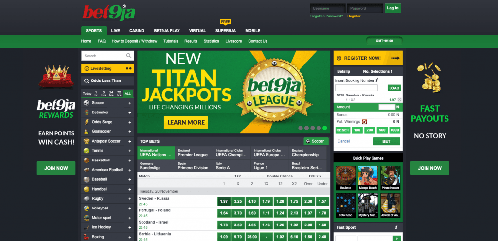 Bet9ja Mobile - Everything you need to know before signing up with