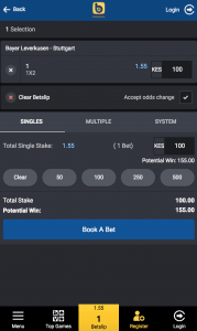 Betin Mobile - Bonus Codes and Tips how to get the most